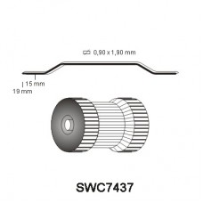 SWC7437 Staple, different lengths